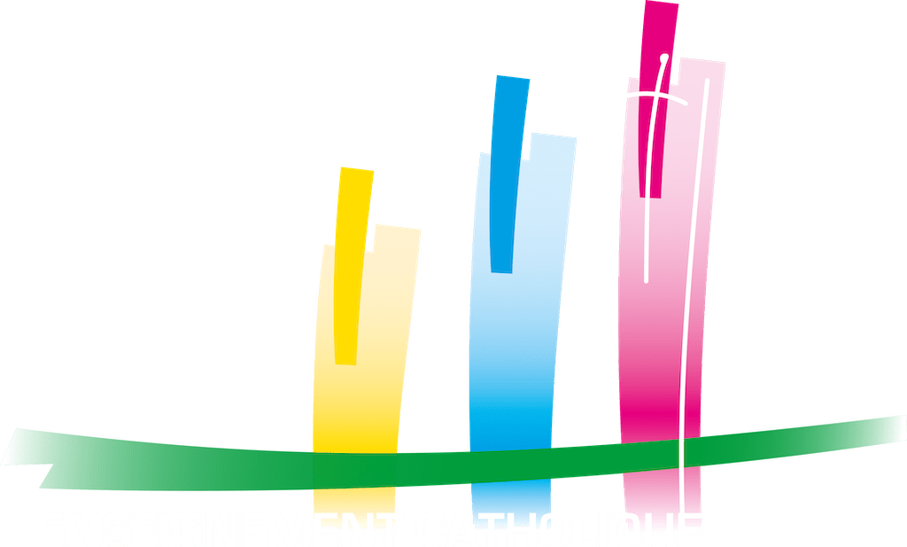 logo-blanc-enseignement catholique